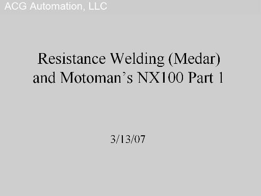 motoman dx100 basic programming training manual